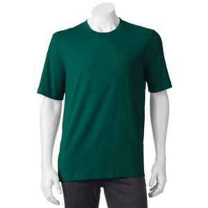 Men's Croft & Barrow® Classic-Fit Stretch Pocket Tee